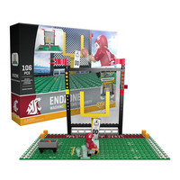 COLLEGE ENDZONE SET
