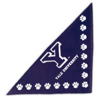 Yale Bulldogs Pet Bandana
