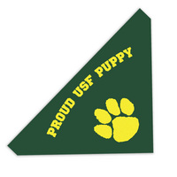 South Florida Bulls Pet Bandana