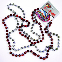 Washington State Cougars School Spirit Beads