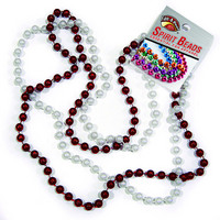 Mississippi State Bulldogs School Spirit Beads