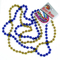 Tennessee Chattanooga Mocs School Spirit Beads