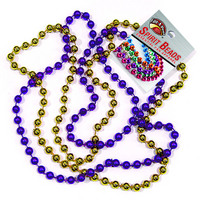 Tennessee Tech Golden Eagles School Spirit Beads