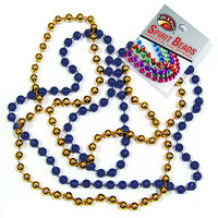 University of Toledo School Spirit Beads