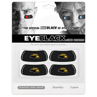 Southern Mississippi Eagles MCM Eye Black Decal