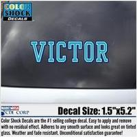 Victor Company Decal