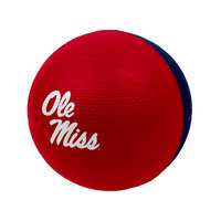 Ole Miss Foam Basketball