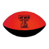 Texas Tech Red Raiders Foam Football