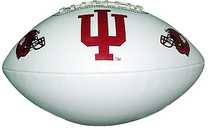 Indiana Hoosiers Baden Official Size Composite Football