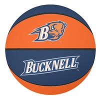 Bucknell Baden Mini Rubber Basketball