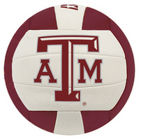 Texas A&M Aggies Baden Official Size Volleyball