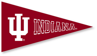 Indiana University Bloomington Bookstore - Indiana Hoosiers Mini ...