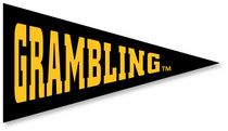 Grambling State Tigers Mini Logo Pennant Magnet from Collegiate Pacific