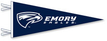 Emory Eagles Pennant from Collegiate Pacific