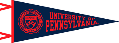 Penn Pennant from Collegiate Pacific