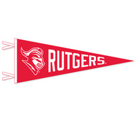 Rutgers Scarlet Knights Pennant from Collegiate Pacific