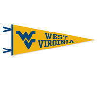 WVU Mountaineers Pennant from Collegiate Pacific