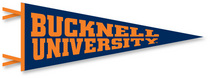 Bucknell Pennant from Collegiate Pacific
