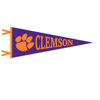 Clemson Tigers Pennant from Collegiate Pacific