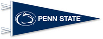 Penn State Nittany Lions Pennant.
