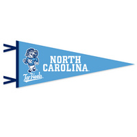 12x30 Multi Color Felt Pennant
