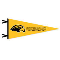 Southern Mississippi Eagles Multi Color Logo Pennant from Collegiate Pacific