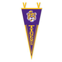 LSU Tigers Multi Color Logo Pennant from Collegiate Pacific