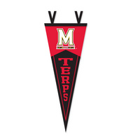 University of Maryland Multi Color Logo Pennant from Collegiate Pacific