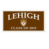2019 Grad Year 18x36 Multi Color Banner