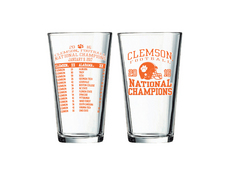 National Champs Mixing Glass