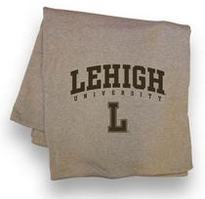 Lehigh Sweatshirt Blanket from MV Sport