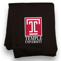 Temple Sweatshirt Blanket from MV Sport