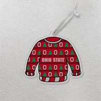 Ugly Holiday Sweater Ornament