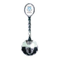 Columbia University Sugar Shell Spoon