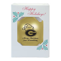 Grambling State Tigers Shatterproof Ornament