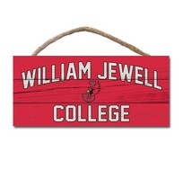 Wood Plank Hanging Sign