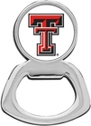 Texas Tech Red Raiders Silver Tone Bottle Opener Magnet