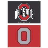Ohio State Buckeyes Two Pack Rectangular Magnets from Wincraft