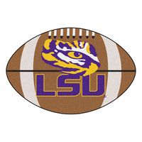 LSU Tigers Football Mat from Fanmats