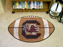 South Carolina Gamecocks Football Mat from Fanmats
