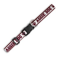 Texas A&M Aggies Wov In Pet Collar