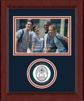 Bucknell Churchill Classics Horizontal Logo Photo Frame