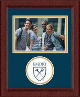Emory Eagles Churchill Classics Horizontal Logo Photo Frame