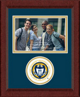 Georgia Tech Churchill Classics Horizontal Logo Photo Frame