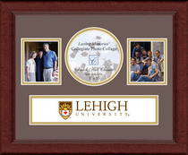 Lehigh Churchill Classics Horizontal Logo Photo Frame