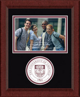 University of Chicago Churchill Classics Horizontal Logo Photo Frame
