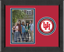 Houston Cougars Churchill Classics Vertical Logo Photo Frame