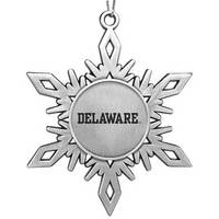 Delaware Blue Hens  Ornament