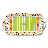 Georgia Tech Magnolia Lane Stadium Plate