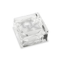 Optic Crystal Square Box (Online Only)